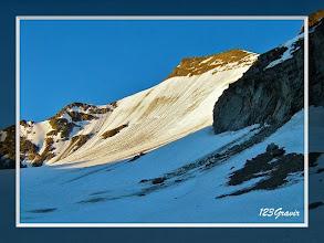 Photo: Levant sur la Face Nord