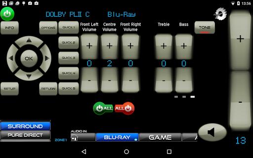 MyAV Remote for Denon & Marantz AV Receivers screenshot 6