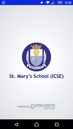 St. Mary's School ICSE