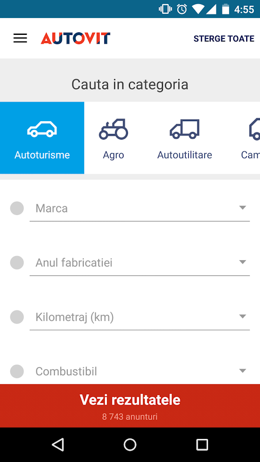 Autovit.ro- screenshot