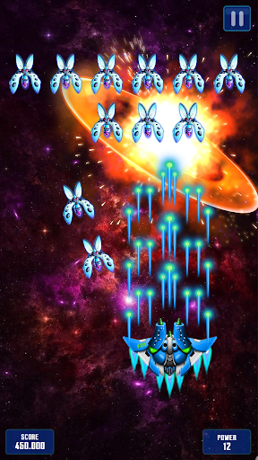 Space Shooter : Galaxy Attack 1.203 screenshots 21