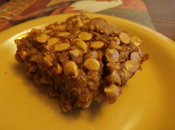 Nan's Spicey Butterscotch Custard Cake Recipe