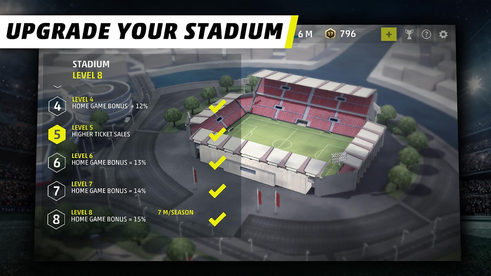 SEASON 18 - Soccer Manager- screenshot
