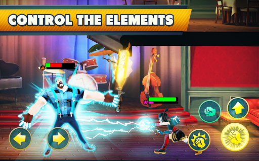 Mayhem Combat - Fighting Game 1.5.3 screenshots 4