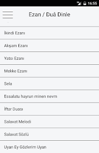 Ezan ALARMI screenshot 17