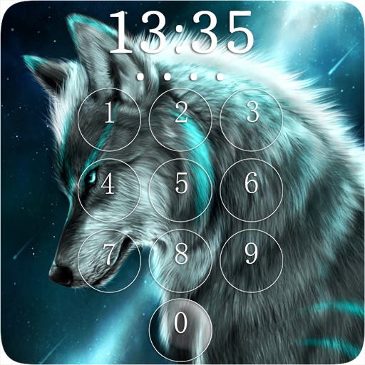Wolf Lock Screen (app)