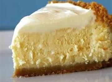 4 ingredient no bake cheesecake