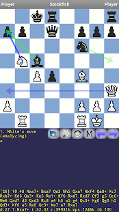 DroidFish Chess- screenshot thumbnail