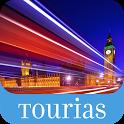 London Travel Guide - Tourias icon