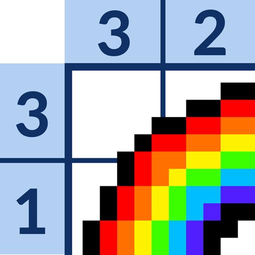 Nonogram Puzzles - Jigsaw Cross