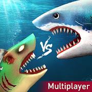 Shark vs Shark Multiplayer - Word Hunting