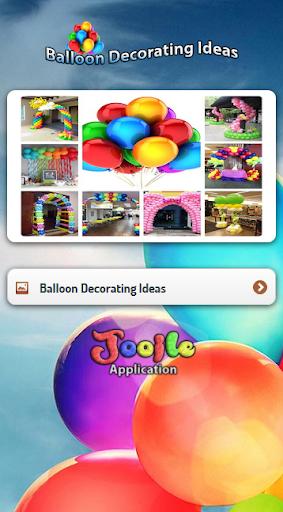 气球装饰理念