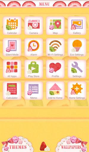 Sweets Theme-Yummy Cake- 1.0.0 Windows u7528 2