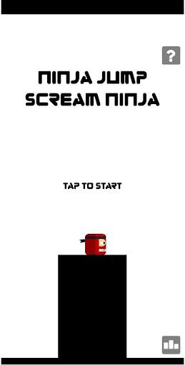 Ninja Jump : Scream Ninja 1.06 APK MOD screenshots 1