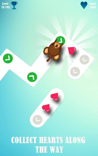 Télécharger Appuyez sur Tap Run - Animal Dash APK MOD (Astuce) screenshots 3