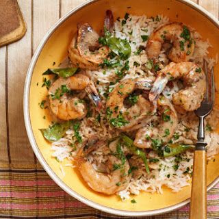 Tamarind Shrimp With Coconut Milk