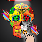 Tattoo Color by Number for Adults- Tattoo Coloring icon