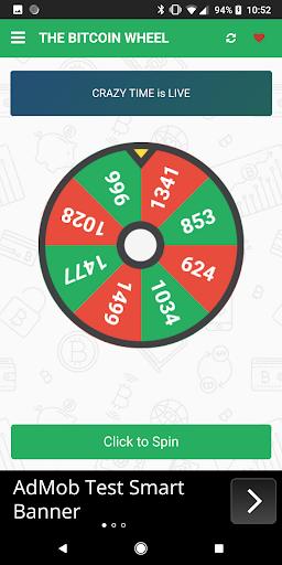 CBN - The Bitcoin Wheel  screenshots 3