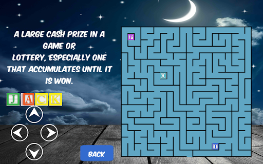 Word Maze Puzzle screenshots 9