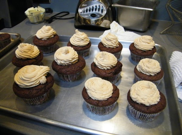 Icing:  In your stand mixer bowl using the paddle attachment, mix thoroughly the...