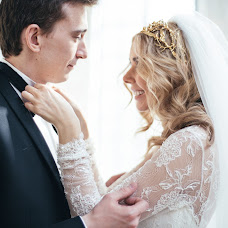 Bröllopsfotograf Nastya Ladyzhenskaya (Ladyzhenskaya). Foto av 30.04.2016