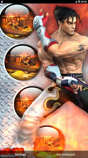 Jin Kazama Live Wallpaper Hd Apk Download Apkpureco