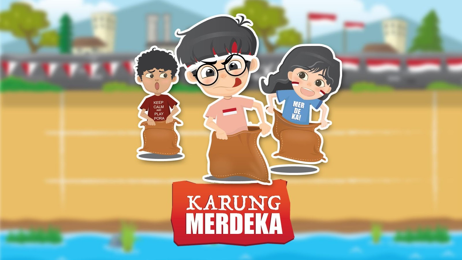 Karung Merdeka- screenshot