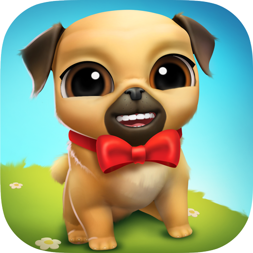 My Virtual Pet Dog 🐾 Louie the Pug - Apps on Google Play