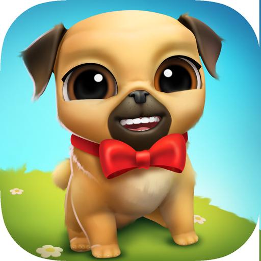 My Virtual Pet Dog 🐾 Louie the Pug - Apps on Google Play