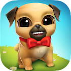My Virtual Pet Dog  Louie the Pug icon