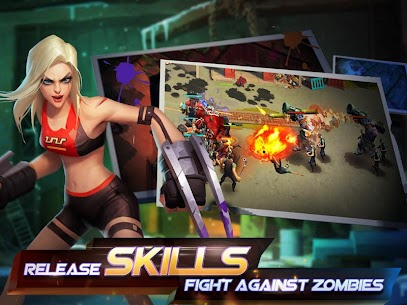 Hero Z: Doomsday Warrior 1.0.11 9