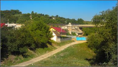 Photo: Pod si Str. Panait Cerna - peste Str. Funicularului  -  vedere Str. Funicularului - 2017.07.18