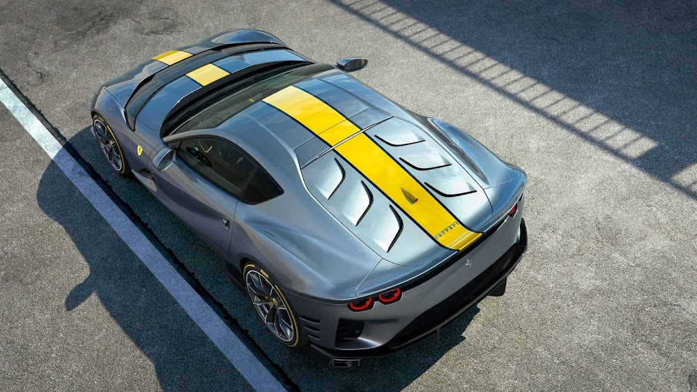 Ferrari 812 will hit the road with 610kW and 9,500rpm redline - DispatchLIVE