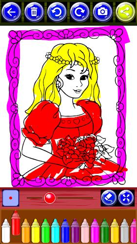 Indir Disney Princess Coloring Pages Apk Son Surumu Game88