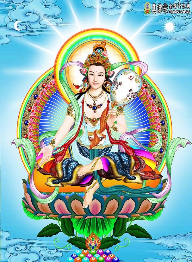 Upacara Api Homa Marici Bodhisattva