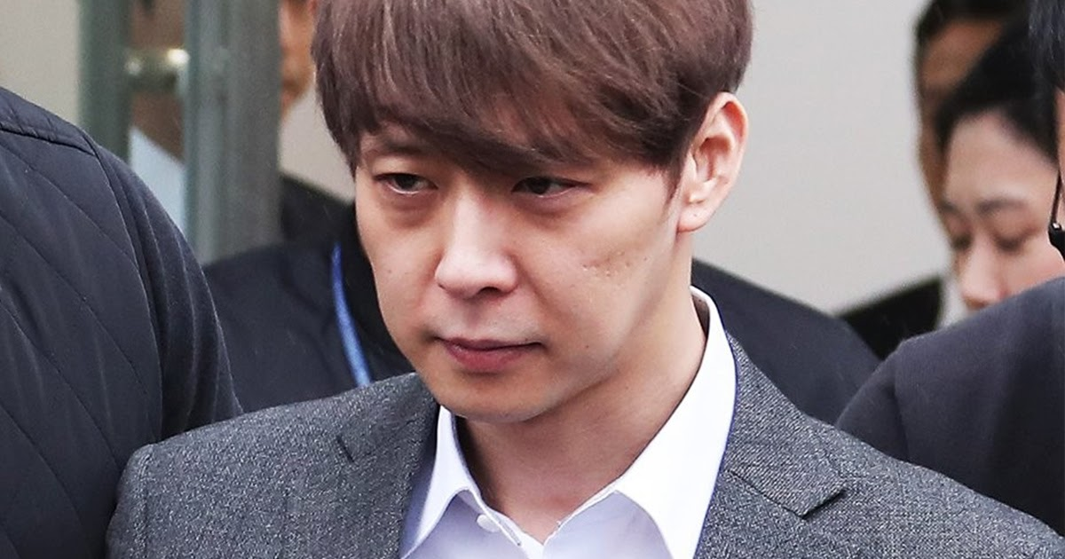 """Park Yoochun Is Now Under Arrest, But He's Asking About """"How He Can Get  Out"""" - Koreaboo"""