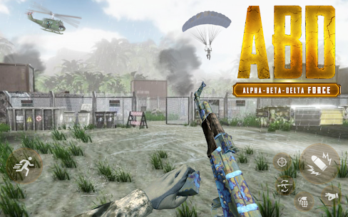 Call On Mobile Duty: Free Fire Shooting Game