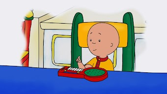 Caillou's Song/Follow Me/Where's Caillou?