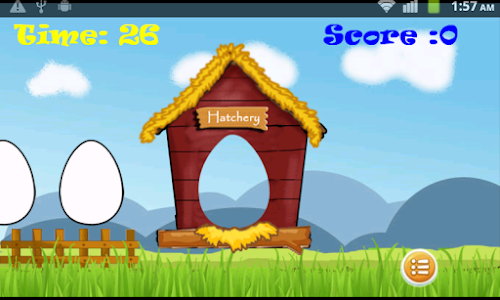 Egg Hatcher- Funny arcade game screenshot 1