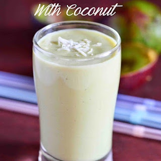 Avocado Coconut Smoothie Recipe| Drink Recipes