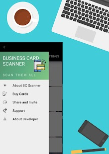 Business card scanner android apps on google play business card scanner screenshot thumbnail reheart Choice Image