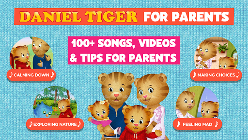 Daniel Tiger for Parents 1.3.2 Paidproapk.com 1