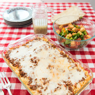 Pasta Bake With Ground Beef Recipes