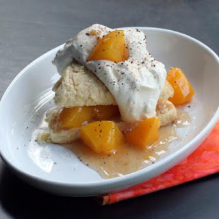 Fresh Peach Sauce for Breakfast or Dessert