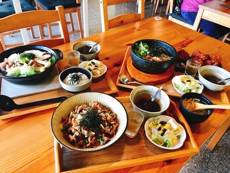 大盛居日韓食堂 高CP一次日韓雙享受