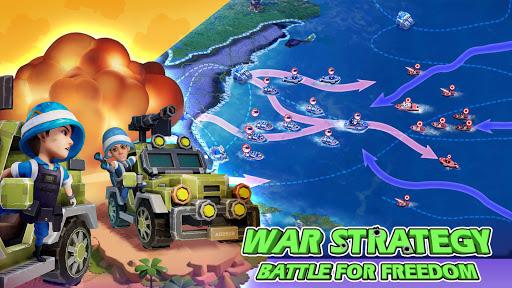 Top War: Battle Game 1.122.1 screenshots 4