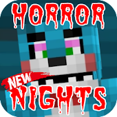 FNAF Horror Nights Mod for MCPE