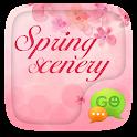 GO SMS SPRING SCENERY THEME icon