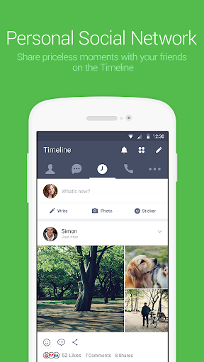 LINE: Free Calls & Messages screenshot 5