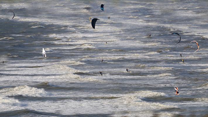 Tra il mare e il vento... di leonardo valeriano